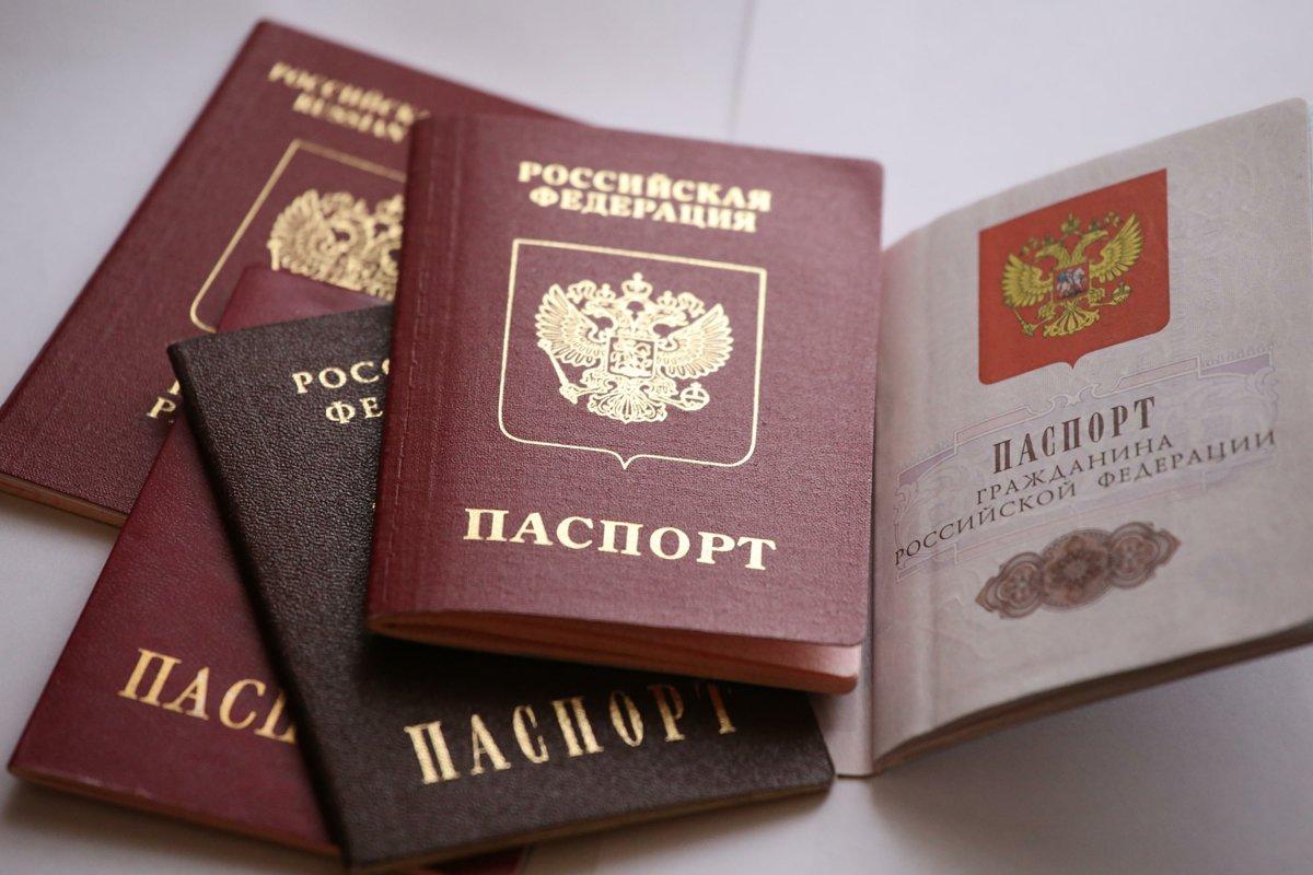 Можно получить паспорт по доверенности