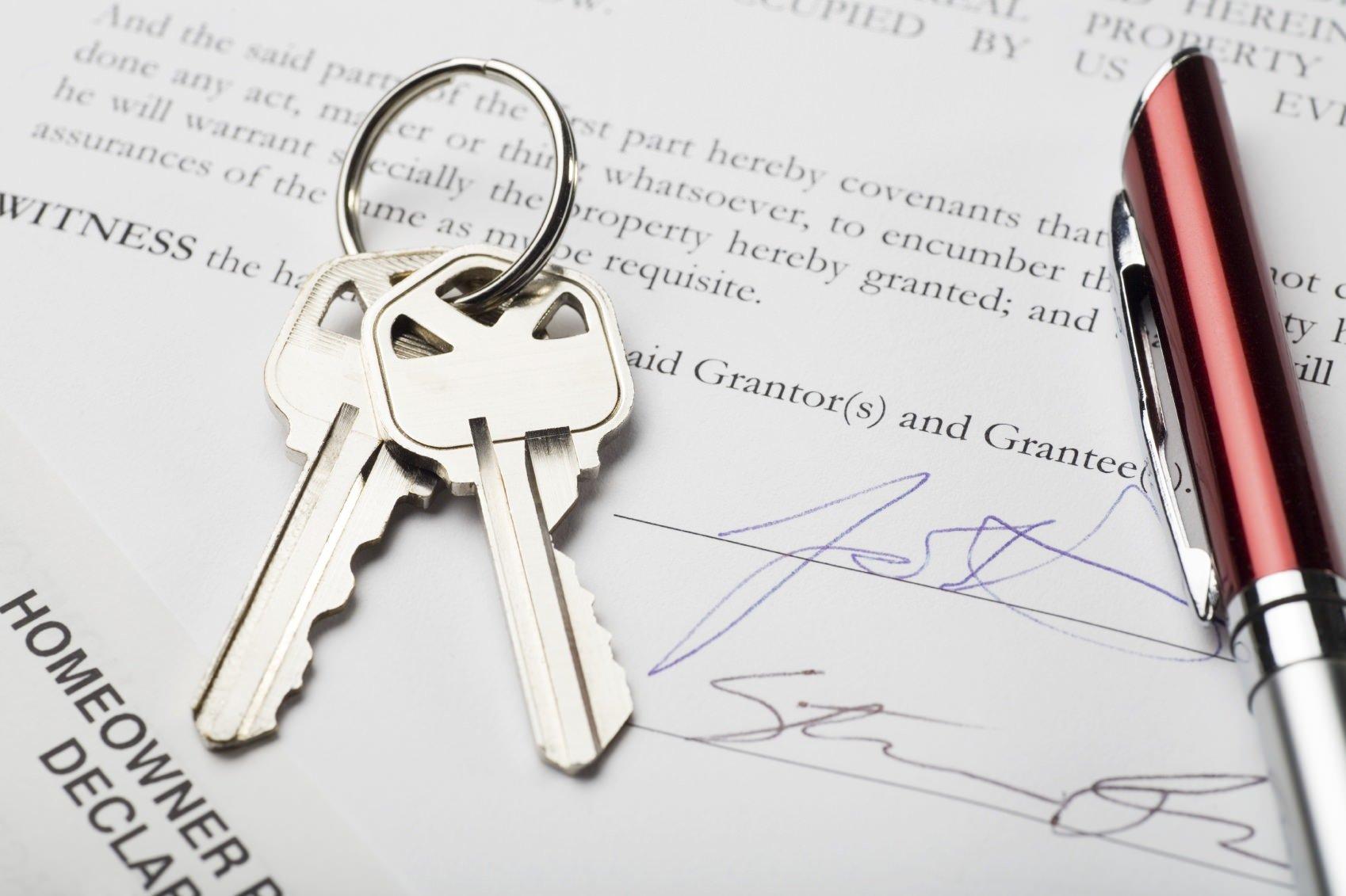 Договор найма жилого помещения - образец бланка, заполнение, составление и оформление договора найма