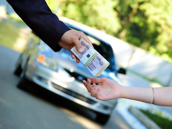 Договор залога автомобиля между физическими лицами для займа