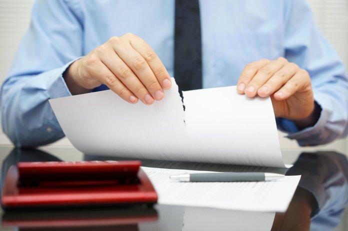 Расторжение договора поставки - Бизнес статьи